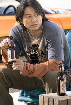 Sung Kang one of my favorite actors. I love him in the Fast and Furious movies^-^ He is just so cute!