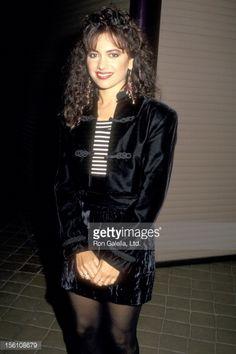 Susanna Hoffs at the MTV Video Music Awards 1987