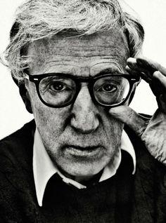 Woody Allen by Sebastian Kim
