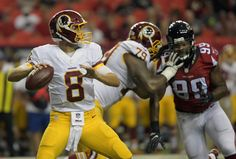 Kirk Cousins sharp but Redskins sloppy in preseason-opening loss