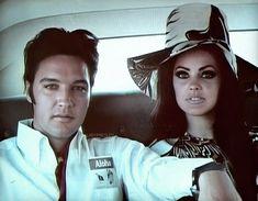 Elvis & Priscilla Presley << dude , she looks like a legit Barbie Elvis Und Priscilla, Priscilla Queen, Elvis Presley Family, Elvis Presley Photos, Rare Elvis Photos, Selena, Music Rock, Music Music, Lisa Marie Presley