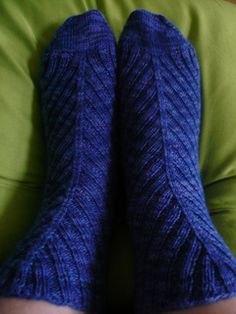 Ravelry: 2k 2p inside out by Beate Zäch