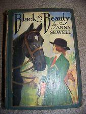 Black Beauty by Anna Sewell, 1927, Illus. by Edwin John Prittie, John C. Winston