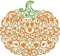 First glimpse of this made me think: Zentangle! Gorgeous Halloween (& other) cross stitch patterns Designer Alessandra Adelaide. Cross Stitching, Cross Stitch Embroidery, Embroidery Patterns, Fall Cross Stitch, Cross Patterns, Cross Stitch Kits, Counted Cross Stitch Patterns, Diy Broderie, Halloween Cross Stitches