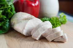 How to Make Quick and Easy Poached Chicken. How To Quickly Cook Chicken on the Stovetop