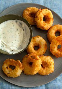 Potato Rings...oh YUM!