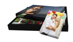Framed and Unframed gallery wraps