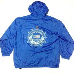 Vintage Polo Sport Ocean Challenge Windbreaker Jacket