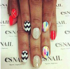 Nails #naildesigns #esnail