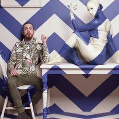 Avi in the Can't Sleep Love music video Sleep Love, Can't Sleep, Pentatonix, Am In Love, Bffs, Dark Side, Singers, Fun Stuff, Music Videos