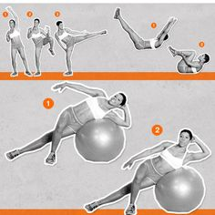 Belly Fat Workout Fat got you down - here's some workouts to trim the fat. check us out at http://sittingwishingeating.com