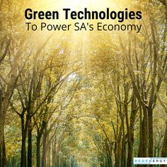Green Technologies to power SA's economy Flywheel Energy Storage, News South Africa, Cheap Electricity, Solar Companies, Green Technology, Power Energy, Sustainable Energy, Greenhouse Gases, Private Sector