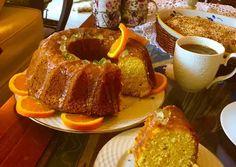 Κέικ νηστίσιμο με ολόκληρα πορτοκάλια!!! συνταγή από τον/την Κλεοπάτρα Καραγιαννάκη - Cookpad French Toast, Breakfast, Food, Morning Coffee, Essen, Meals, Yemek, Eten