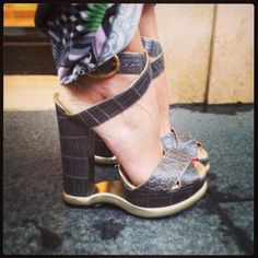 #dolce limited edition catwalk shoes! 70% off!