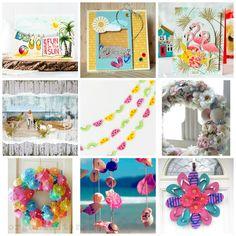 Trendy v letnom tvorení / Trends in summer crafting