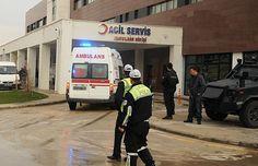 Nusaybin'de ve Yüksekova'da İki Polis Öldürüldü