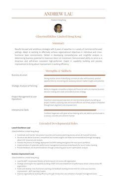 key account manager professional resume custom resume original