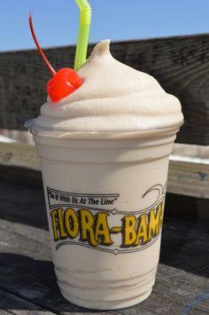 Eat Your Way - Drinks, photo from Flora-Bama #bushwacker #yummy