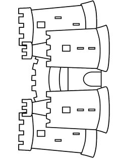 Print coloring page and book, Castle Fantasy Coloring Pages for kids of all ages. Updated on Sunday, January 13th, 2013.