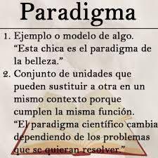 Amo ser parte de esta familia Paradigma Zero