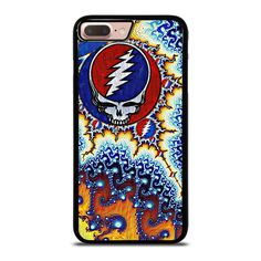 THE GRATEFUL DEAD LOGO 2 iPhone 8 Plus Case  Vendor: Casefine Type: iPhone 8 Plus case Price: 14.90  This extravagance THE GRATEFUL DEAD LOGO 2 iPhone8 Plus Case shall create awesome style and protectionto your iPhone8phone.The cases are manufactured from strong hard plastic or silicone rubber cases. You can choose Black or White color for the sides. Every case is manufactured in good quality printing. The slim profile protects the back sides and corners of phone from impact and scratches. It is easy to snap in and installit to thephone. It is