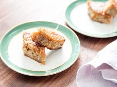 Apple-Ginger Tishpishti (Gluten-Free Almond and Walnut Cake)