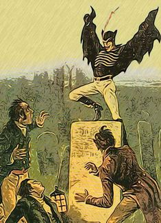 Repost: Spring Heeled Jack: The Terror of London. | Tales of History and Imagination