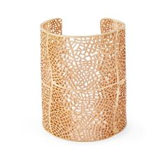 """Sole Society """"Metal Lace Cuff"""", $39.95"""