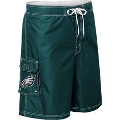 #Eagles pride doesn't need to end when football season does! Upper Deck Swim Trunk $31.99