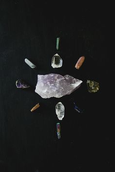 So Magical: Healing Crystals.