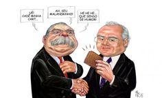 Sarney parabeniza Henrique Alves