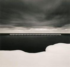 MICHAEL KENNA  Winter Seascape, Wakkanai, Hokkaido, Japan, 2004