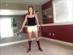 The Foot Carry: http://www.hooping.org/2012/06/hooping-tutorials-the-foot-carry/