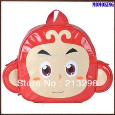 "Find More Stationery Set Information about MOMOKING Free Shipping 10"" PU Leather Backpack bags for Baby, School bags, Backpack wholesales welcome,High Quality Stationery Set from Culture Clubs on Aliexpress.com"