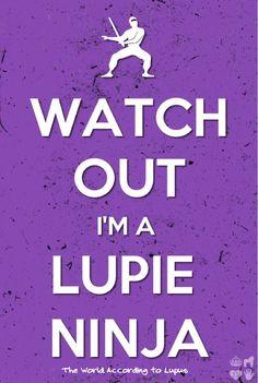 Lupus Ninja
