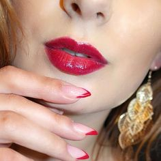 Lipcolor Pen by @MAKIASH Makeup in colour \'Cold Plum\' in love with it! it\'S so resistent