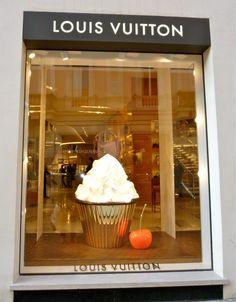 Vitrina perfeita Louis Vuitton