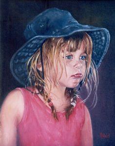 """Samantha"" by Astrid Bruning"