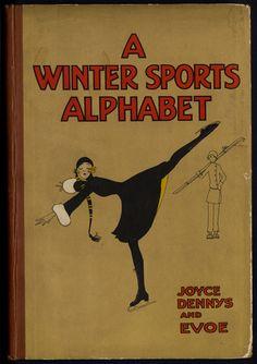 A Winter Sports Alphabet - 50 Watts