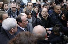 Attentat à Charlie Hebdo: douze morts, 3.000 policiers à la recherche des assaillants (direct) | France - lesoir.be #JeSuisCharlie #CharlieHebdo
