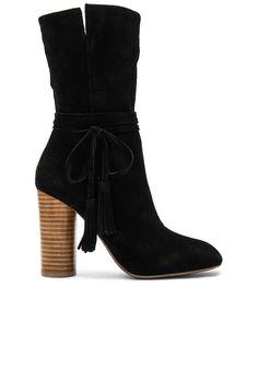 Matiko Miranda Booties in Black