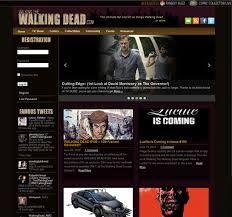 walking dead fansite - Google Search Ca Website, The Walking Dead, Google Search, Image