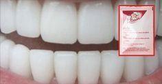 Mit diesem Trick erhältst du weiße Zähne in 180 Sekunden. Und biologisch ist es auch noch! | LikeMag | We Like You