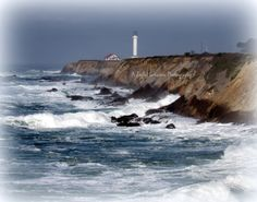 I drove from Fort Bragg in order to see this beautiful lighthouse along the northern coast of the Pacific Ocean in California.  I was able to walk up the 145 steps to get to the inside top of the lighthouse and had a beautiful view of the surrounding area.  It is located about 140 miles north of San Francisco.  Watermarks are not on the purchased photos. All photos are unmatted and signed and dated on the back.   I can personalize any of my note cards (small and larger) inside and or on the…
