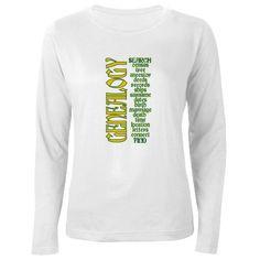 Genealogy List Women's Long Sleeve T-Shirt