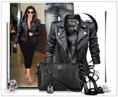 9a750d462392d Stylizacja ekskluzywnej kurtki damskiej ramoneska klasyczna z pagonami skóra  biker moto jacket model  73 w