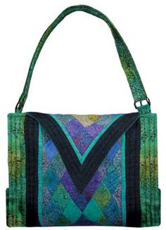 LAGOON DIAMOND LIFE TOTE BATIK BAG KIT