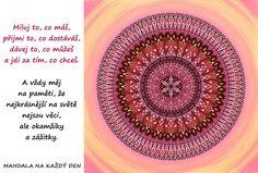Mandala Naplň si život krásnými okamžiky Motivational Quotes, Bling, Tapestry, Hampers, Hanging Tapestry, Jewel, Tapestries, Motivating Quotes, Needlepoint