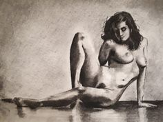 Posing model - pencil (2020) My Arts, Pencil, Model, Painting, Scale Model, Painting Art, Paintings, Painted Canvas