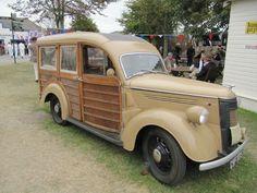 Ford E93A Prefect Brakevan body 1938